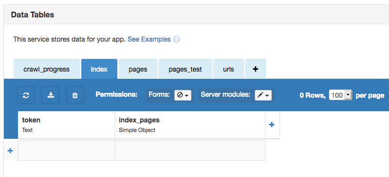 Anvil | Let's Build a Search Engine: How to Run Queries