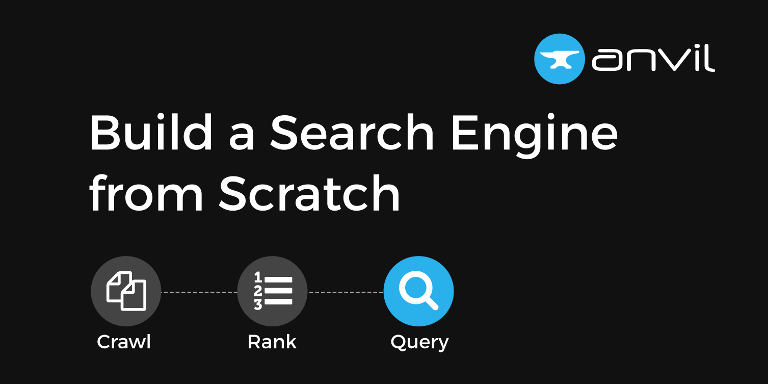 Let's Build a Search Engine: How to Run Queries   Anvil - Python