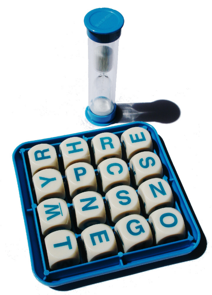 Word Grid: a Boggle-style board generator - Show and Tell - Anvil ...